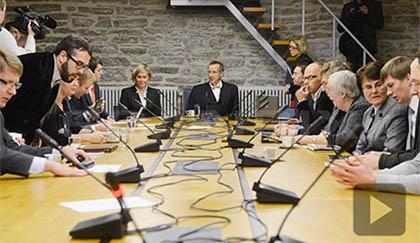 Seadusloomekeskkond Rahvakogu on viie päevaga saanud 430 ettepanekut