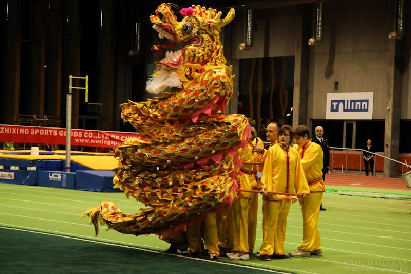 Täna tähistatakse Tallinnas Kadrioru pargis Hiina uue aasta saabumist