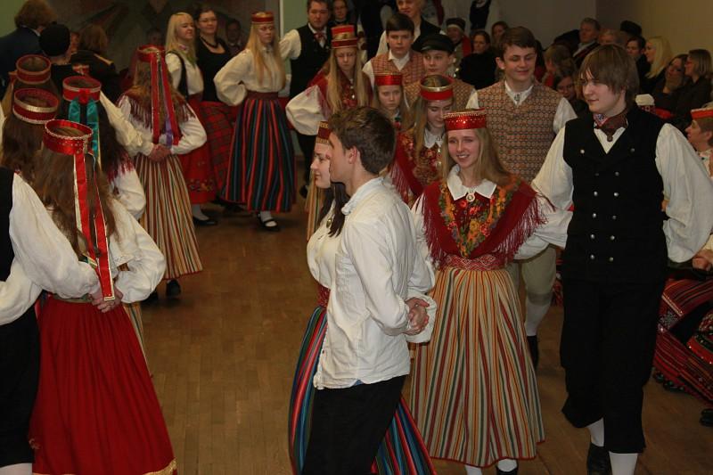 Baltica eelfestival on külas Pärnus Rääma Folklooripeol
