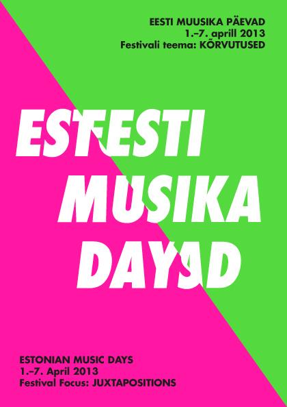 Eesti Muusika Päevad püstitavad rekordeid