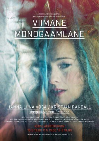Hanna-Liina Võsa debüteerib uues muusikalises monolavastuses