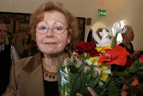 Kristjan Raua nimelise aastapreemia üks laureaatidest on Juta Kivimäe