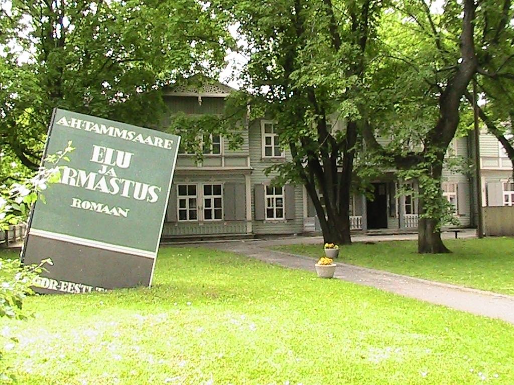 Algab Tammsaare-teemaline Vikipeedia võistlus