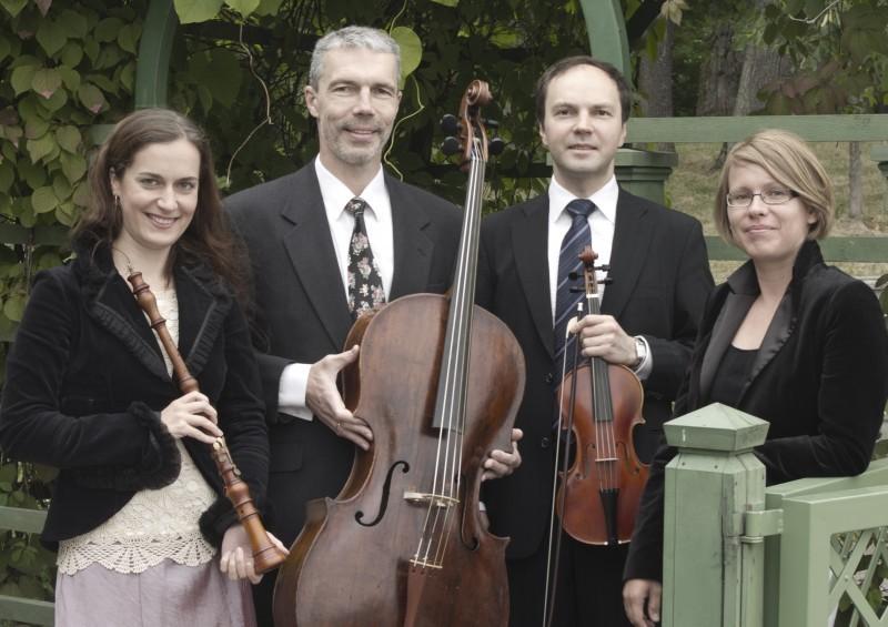 Barokkmuusika kontserdil kõlab Saksa heliloojate looming