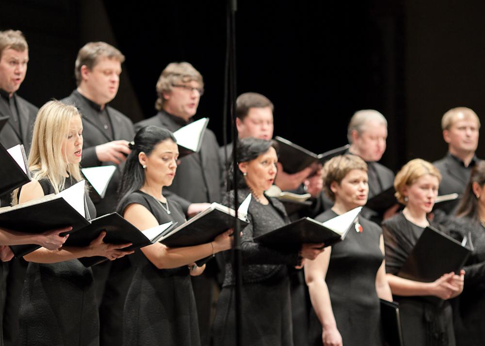 Eesti Filharmoonia Kammerkoor esindab Eesti muusikat Londonis