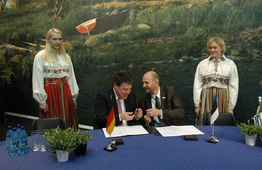 Eesti on tänavuse messi Grüne Woche partnerriik3