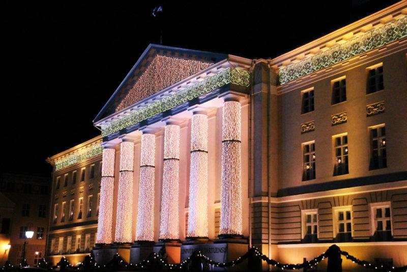 Tartu Ülikooli teaduskool ja Tallinna Tehnikaülikooli Virumaa kolledž alustavad mitmekülgset koostööd