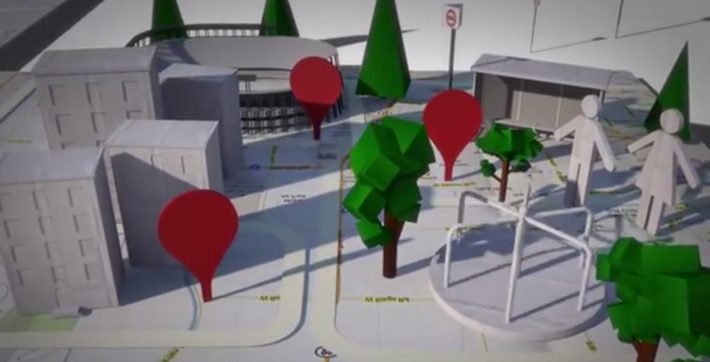 Google'iga saab täiendada kohalike kaartide andmeid