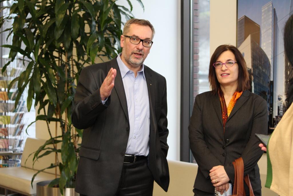 Tallinna linnavalitsust külastas Albaania minister
