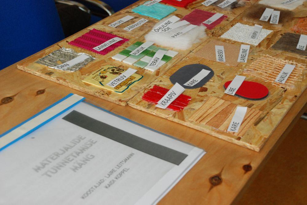 Foto möödunud aasta ideede laadast Foto: Heili Nõgene