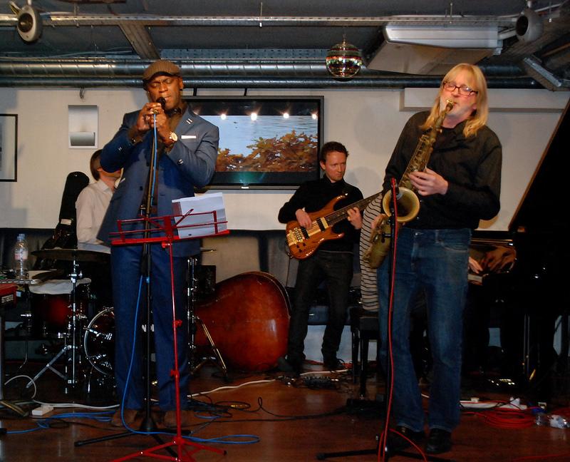 Londonis tutvustati Eesti jazzmuusikat