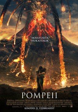 """Nädalavahetuse vaadatuim film oli """"Pompeii"""""""