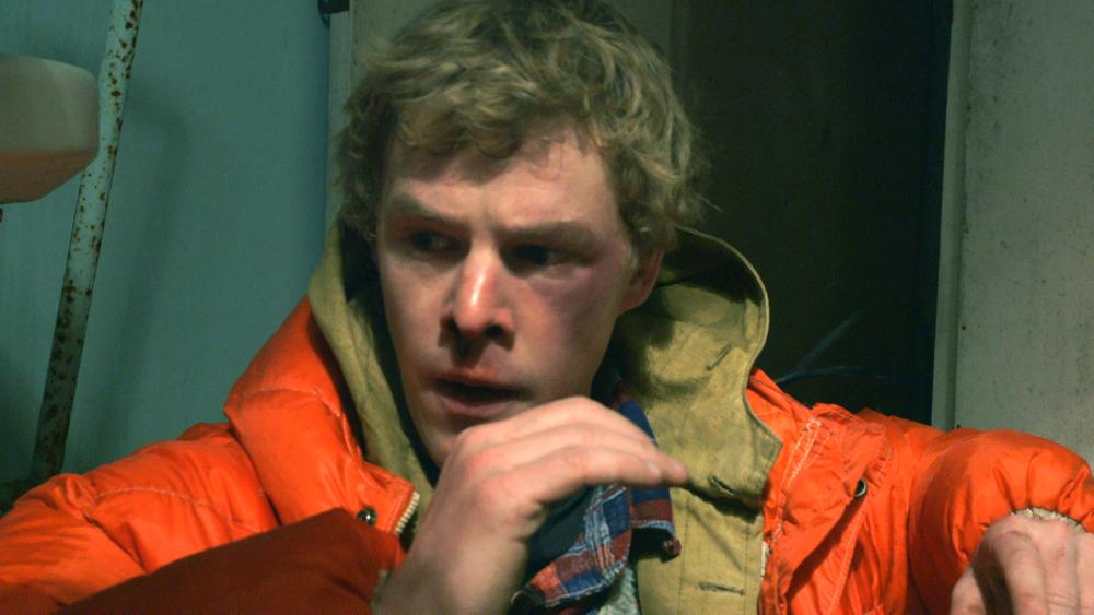 Priit Pius-must alpinist