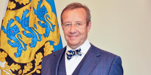 Maksumaksja sõber on Toomas Hendrik Ilves