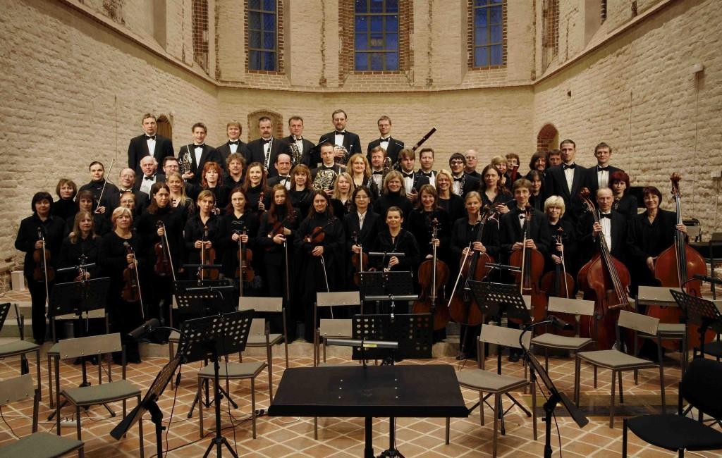 Sümfooniaorkestrid alustavad laulupeo eelproove