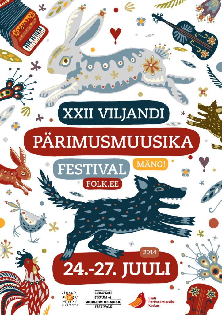 XXII Viljandi pärimusmuusika festivali esimesed esinejad avalikustatud