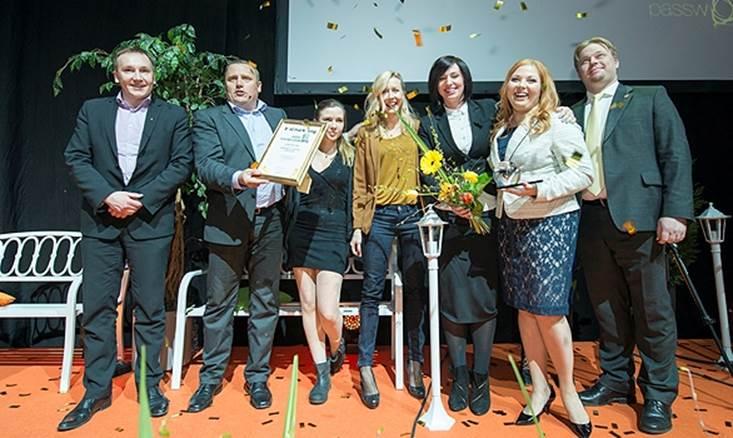 EAS pälvis aasta turundusteo- ja tiimi auhinna Robbie Williamsi Tallinna kampaaniaga