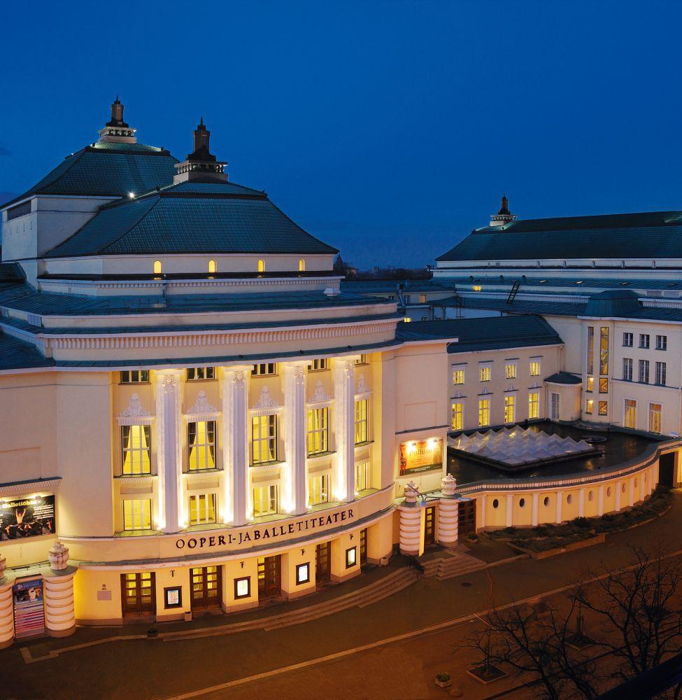 Rahvusooper Estonia kuulutas välja uue eesti ooperi heliloomingu konkursi