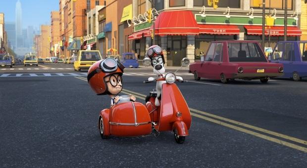 """Nädalavahetuse vaadatuim film oli """"Hr. Peabody ja Sherman"""""""