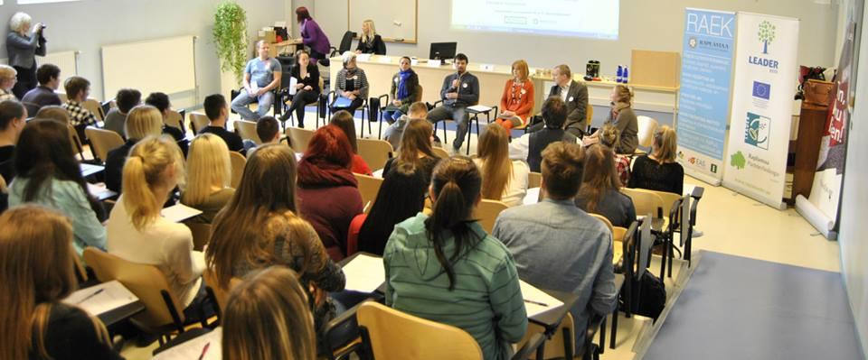 Parim noorte karjäärikeskus tegutseb Raplamaal ning õppenõustamiskeskus Viljandimaal