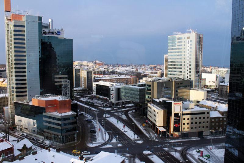 Tallinna jäätmejaamad on avatud kolmapäevast pühapäevani