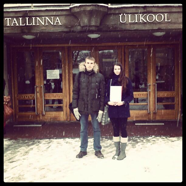 Tallinna Ülikoolis on tudengivarju nädal ja avatud uste päev