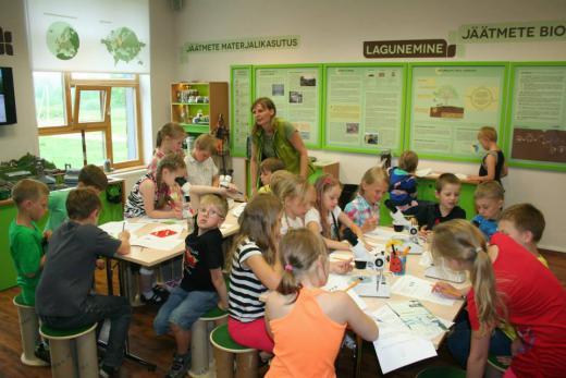 Keskkonnaamet pakub koolidele ja lasteaedadele tasuta õppeprogramme