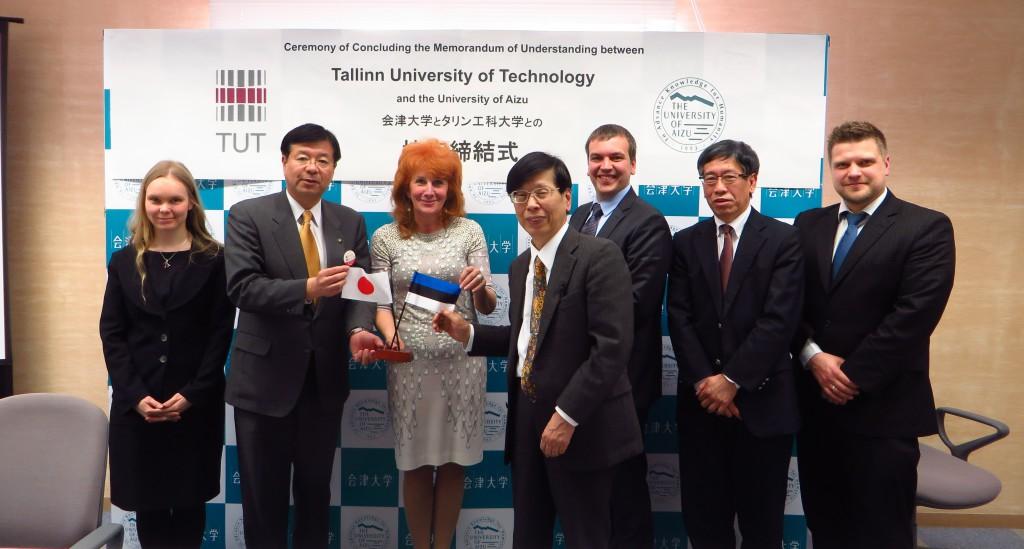 TTÜ aitab Jaapanis e-riigi teenuseid arendada