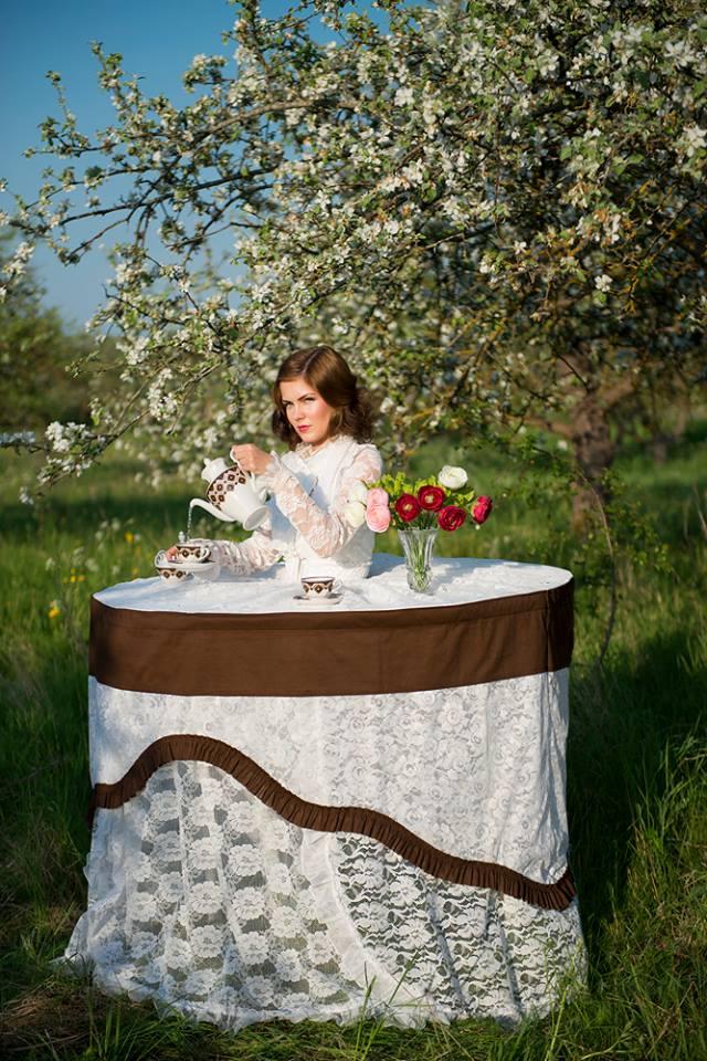 Sigrid Osa vormib fantaasia kleitidesse