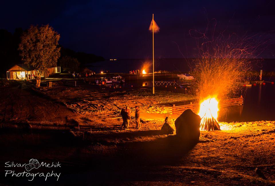Laupäeval süüdatakse lõkketuled, et tähistada Muinastulede ööd