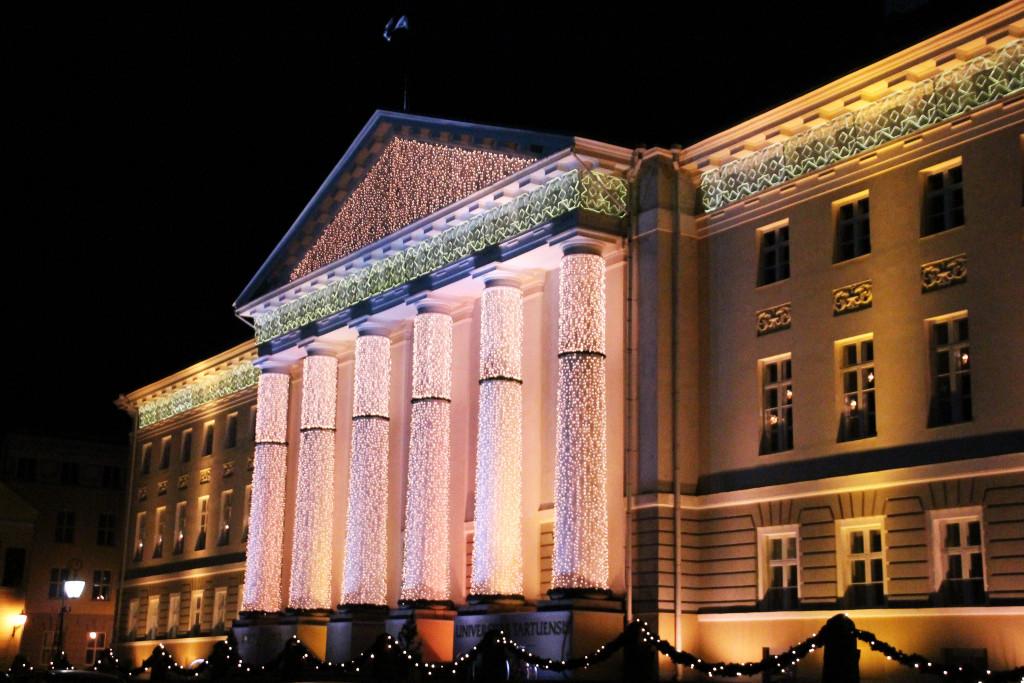 Tartu Ülikool avab Ida-Euroopa moodsaima füüsikahoone teadusfestivaliga