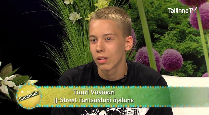 Tauri Vosman