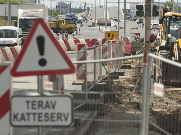 Tallinna liiklusolud muutuvad nädalavahetusel lahedamaks