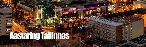 """Fotokonkursi """"Aastaring Tallinnas"""" teine etapp kestab 15. septembrini"""