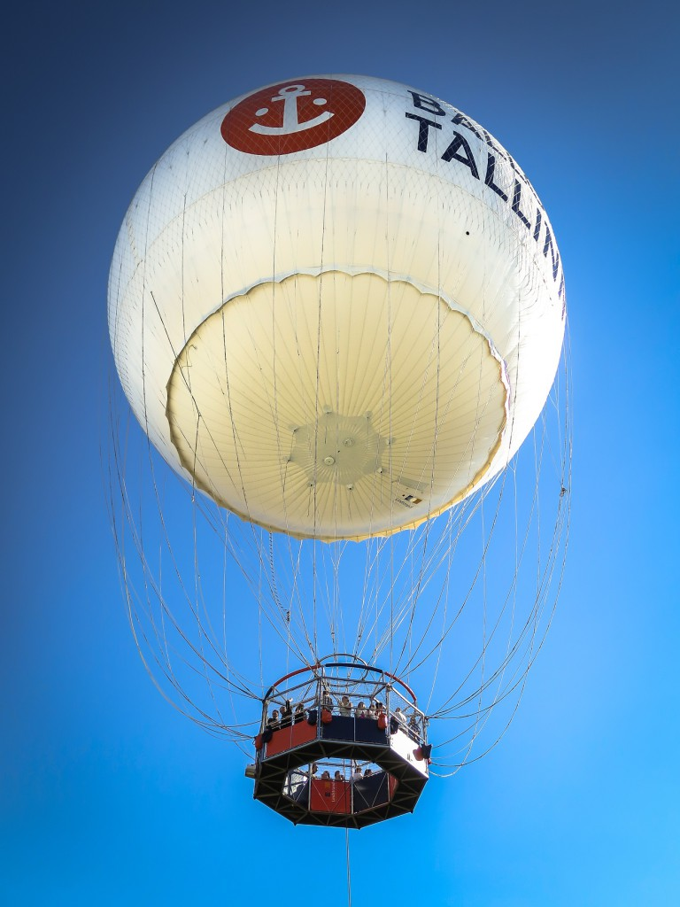 Balloon Tallinn jääb aastaringselt lendama