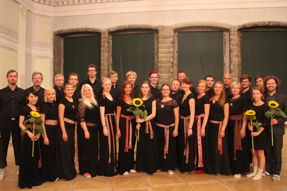 Toompeal toimub Collegium Musicale kontsert