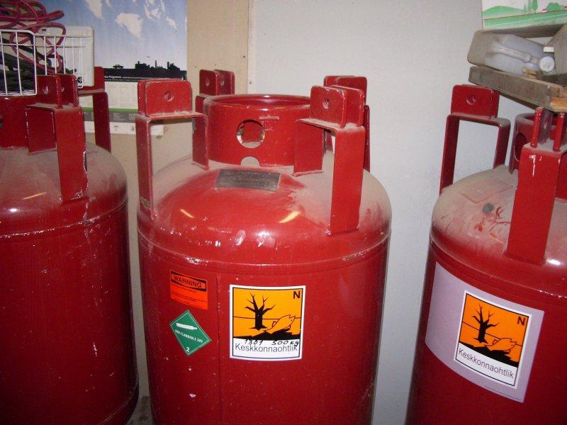 Osoonikihti kahandavaid aineid saab tasuta ära anda