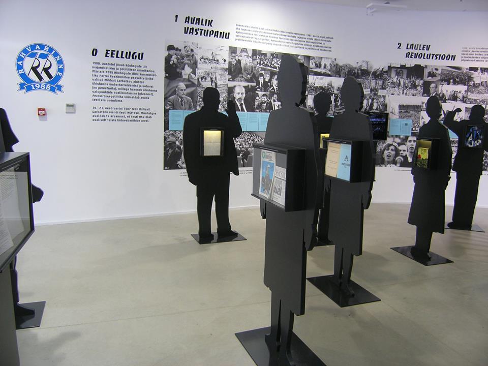 Täna tähistab Rahvarinde Muuseum esimest sünnipäeva