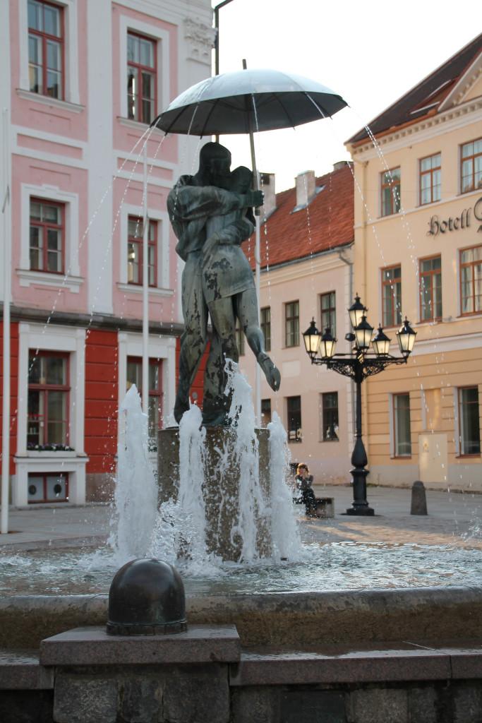"""Tartu linna suvekampaania """"Tartus on rohkem"""" keskmes on turismimäng"""