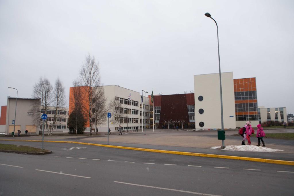 Jüris avati uus gümnaasiumihoone