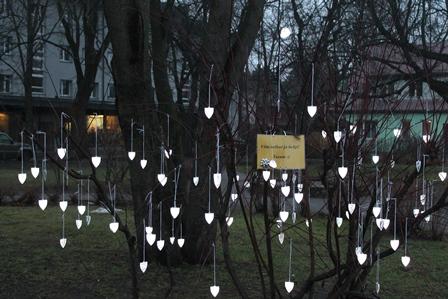 VAHVA IDEE! Nõmme Helkuripuu soovib sõpru ka teistesse linnaosadesse