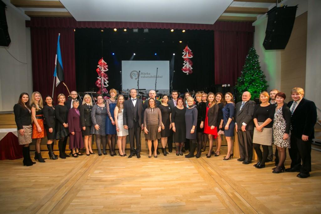 President Ilves: vabatahtlike töö aitab vähendada ükskõiksust