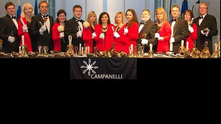 Käsikellade ansambel Campanelli esineb Siberis
