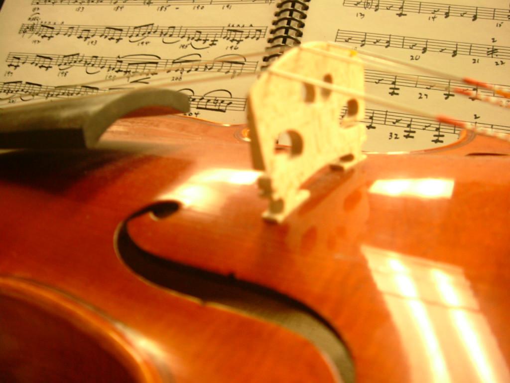 Noored viiuldajad musitseerivad Mustpeade majas