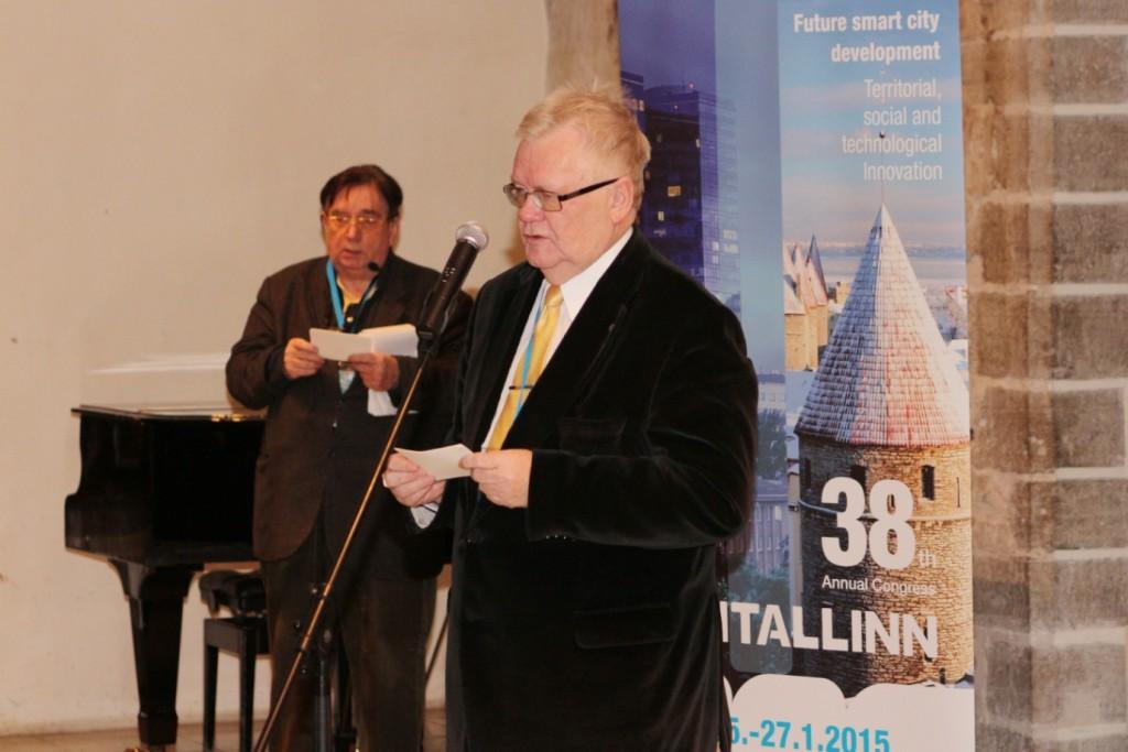 INTA 38. kongressil vahetavad kogemusi maailma nutikad linnad