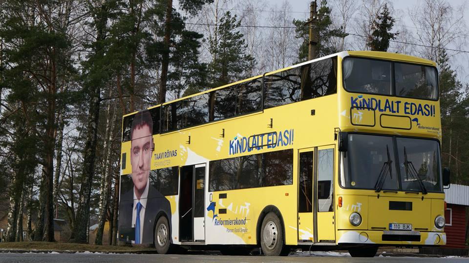 Martin Kukk: Uuenenud Reformierakonna nimekirjas kandideerib 50 inimest parlamenti esimest korda