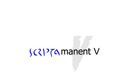 SCRIPTA MANENT – köitekunstnike näitus