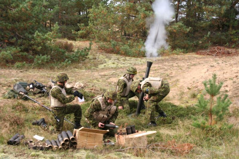 Kalevi jalaväepataljoni uutest ajateenijatest saavad instruktorid