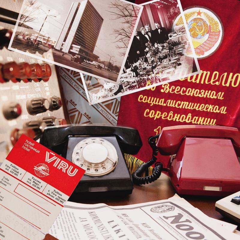 REGISTREERU EKSKURSIOONILE! Muuseum Viru hotell ja KGB tähistab sünnipäeva