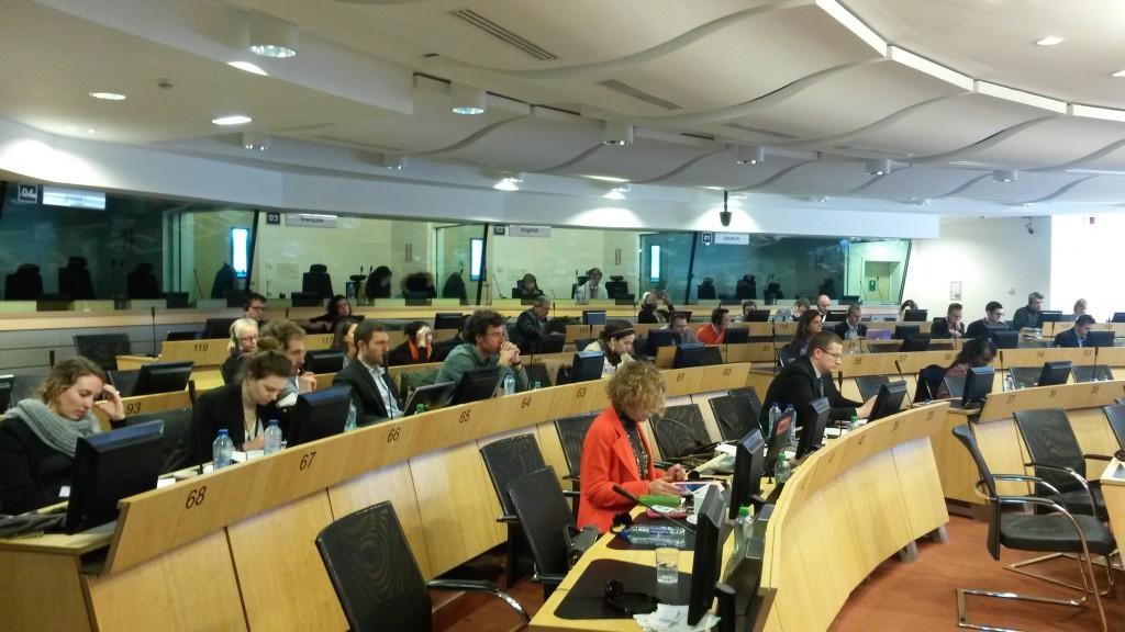 Eesti startup Helpific osales Brüsselis seminaril